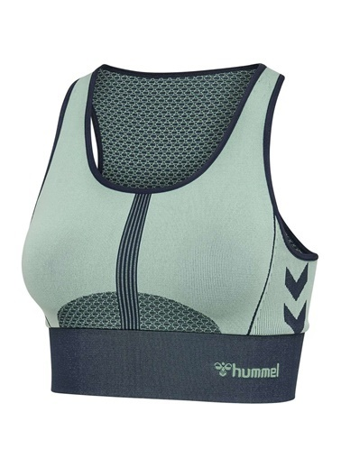 Hummel Astrıd Seamless Sports Atlet Yeşil